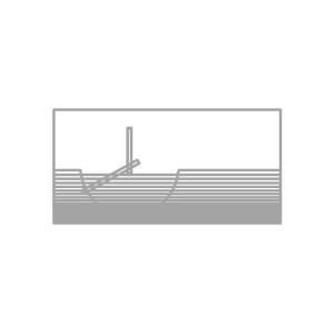 Dimensione 60cmx30cm